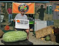 Todd Dawson: Yadkin Valley Weigh-off